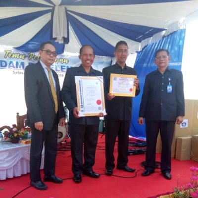 ISO Certificate Award Indonesia