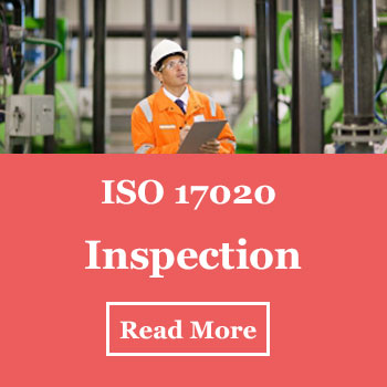 ISO 17020 Certification